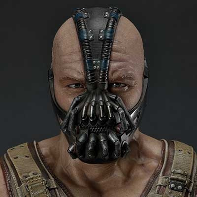 Museum Masterline The Dark Knight Rises (Film) Bane