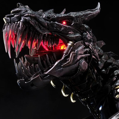 Museum Masterline Transformers: Age of Extinction Grimlock
