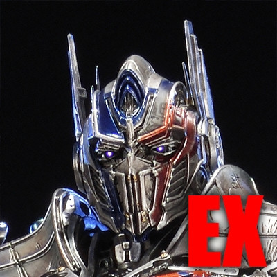 Museum Masterline Transformers: The Last Knight Optimus Prime EX Version