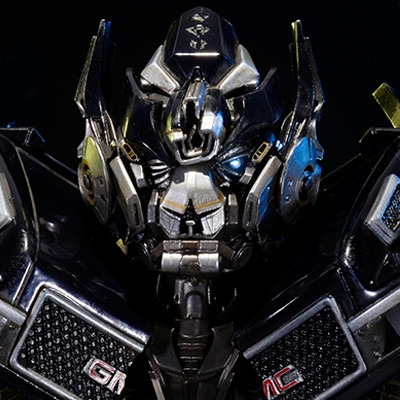 Premium Bust Transformers: Dark of the Moon Ironhide