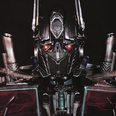 Premium Bust Transformers: Dark of the Moon Nemesis Prime
