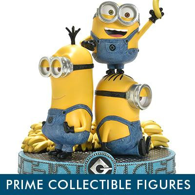 Prime Collectible Figures Despicable Me & Minions Minions Banana