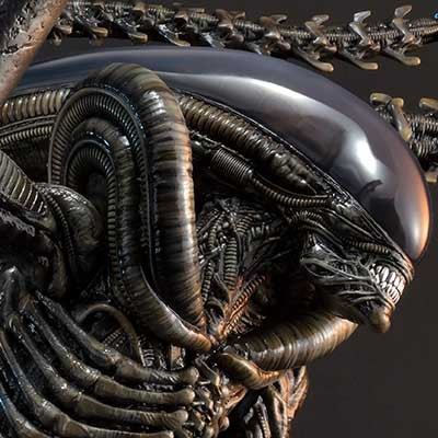 Premium Masterline Aliens (Comics) Scorpion Alien