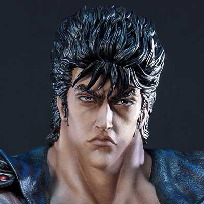 Premium Masterline Fist of the North Star Kenshiro You Are Already Dead