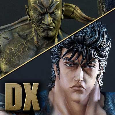 Premium Masterline Fist of the North Star Kenshiro You Are Already Dead Deluxe Version