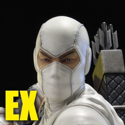 Premium Masterline G.I. Joe Storm Shadow EX Version