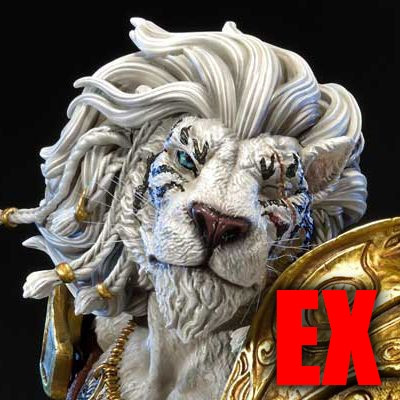 Premium Masterline Magic: The Gathering Ajani Goldmane EX Version