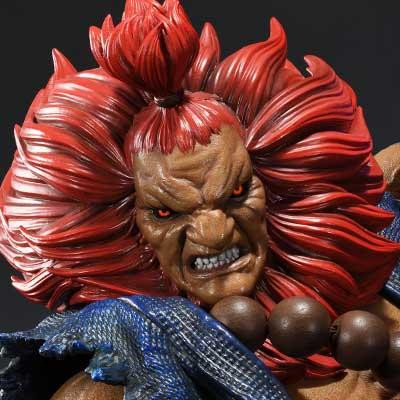 Premium Masterline Street Fighter V Akuma