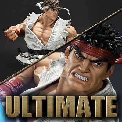 Premium Masterline Street Fighter V Ryu Ultimate Version