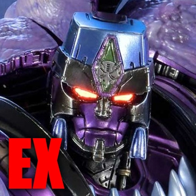 Premium Masterline Beast Wars: Transformers Megatron EX Version