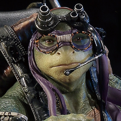 Premium Masterline Teenage Mutant Ninja Turtles: Out of the Shadows Donatello