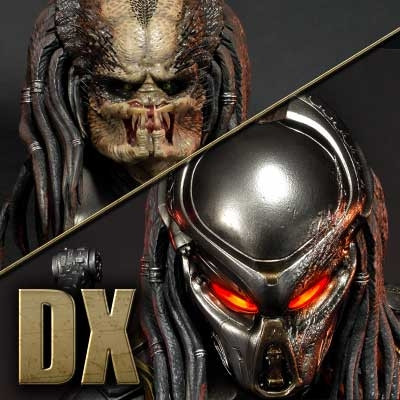 Premium Masterline The Predator (Film) Fugitive Predator Deluxe Version