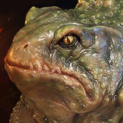 Premium Masterline The Witcher 3: Wild Hunt Toad Prince