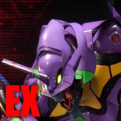 Ultimate Diorama Masterline Evangelion Test Type-01 EX Version