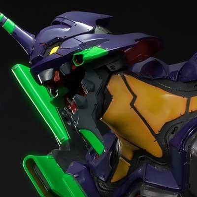 Ultimate Diorama Masterline Evangelion Test Type-01 Night Battle Version