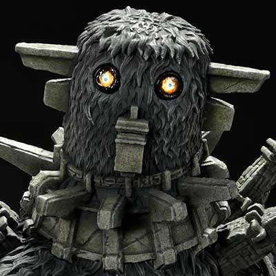 Ultimate Diorama Masterline Shadow of the Colossus The Third Colossus