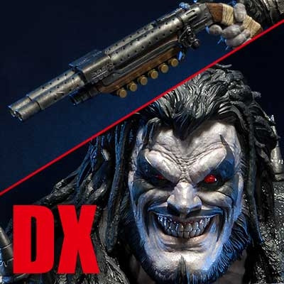 Ultimate Museum Masterline Injustice Lobo DX Bonus Version