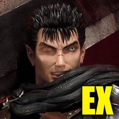Ultimate Premium Masterline Berserk Guts, Black Swordsman EX Version