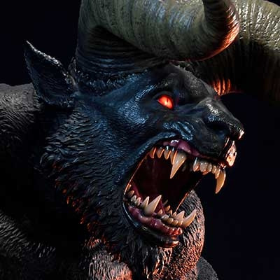 Ultimate Premium Masterline Berserk Nosferatu Zodd in Apostle Form