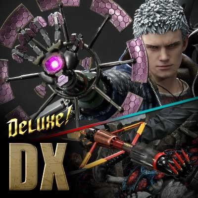 Ultimate Premium Masterline Devil May Cry 5 Nero Deluxe Version