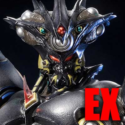 Ultimate Premium Masterline Bio Booster Armor Guyver Gigantic Dark EX Version