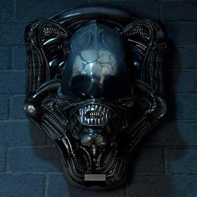 3D Wall Art Alien (Film) Alien Big Chap Head Trophy