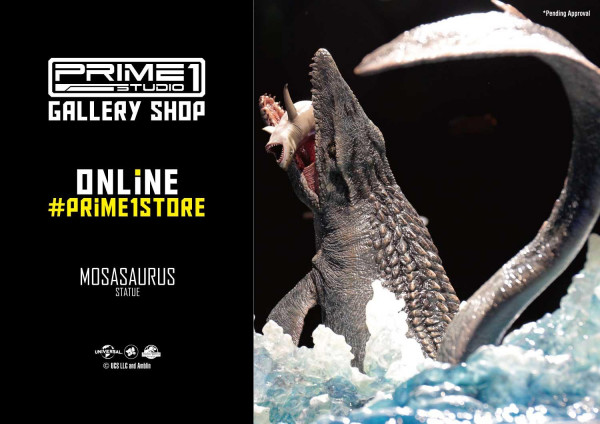 Legacy Museum Collection Jurassic World (Film) Mosasaurus 1/15 scale
