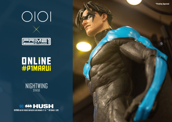 Batman Hush Nightwing