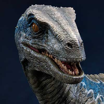 Legacy Museum Collection Jurassic World: Fallen Kingdom (Film) Blue 1/6 scale