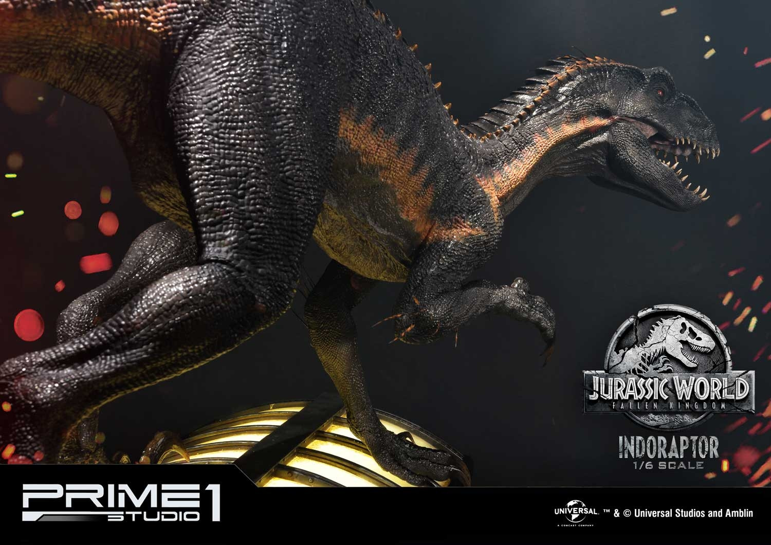 Legacy Museum Collection Jurassic World Fallen Kingdom