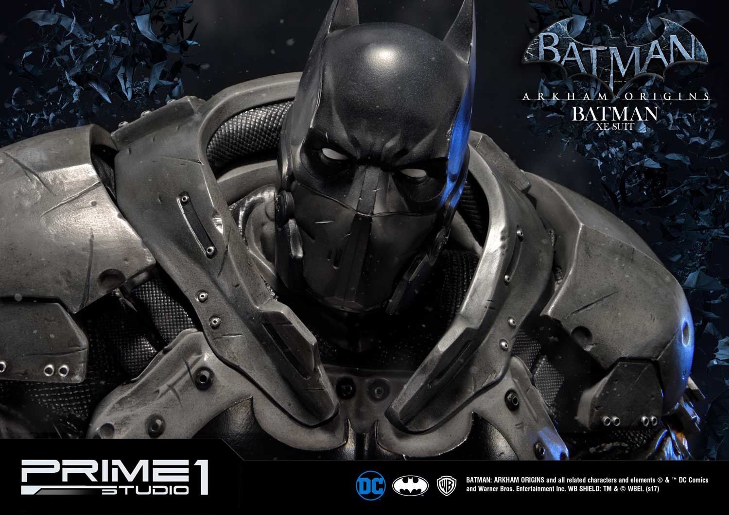 Museum Masterline Batman Arkham Origins XE Suit EX Version