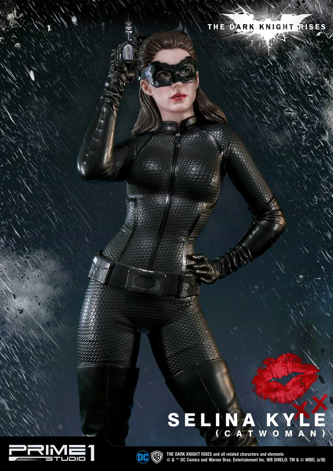 Museum Masterline The Dark Knight Rises (Film) Selina Kyle (Catwoman