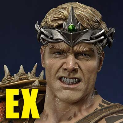 Premium Masterline Injustice 2 Aquaman EX Version