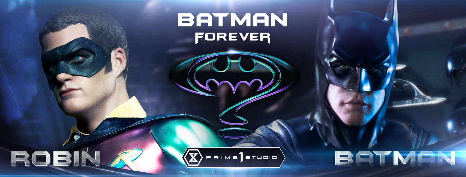 Batman Forever Campaign - Issue solved